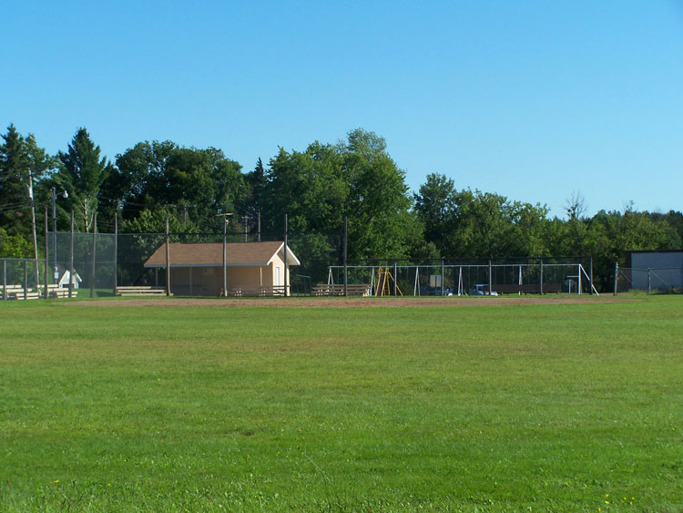 Town of Westboro, Wisconsin Ball Park and Playground